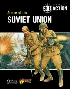 Bolt Action: Armies Of The Soviet Union Box Front
