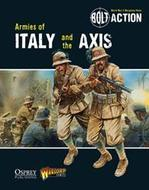 Bolt Action: Armies Of Italy And The Axis Box Front