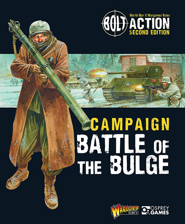 Bolt Action: Campaign - Battle Of The Bulge Box Front