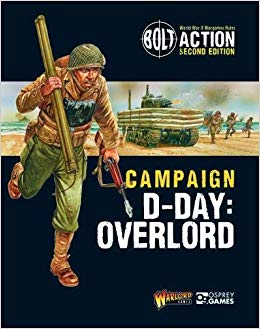 Bolt Action: Campaign - D-day: Overload Game Box
