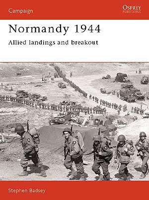 Normandy 1944: Allied Landings And Breakout Box Front