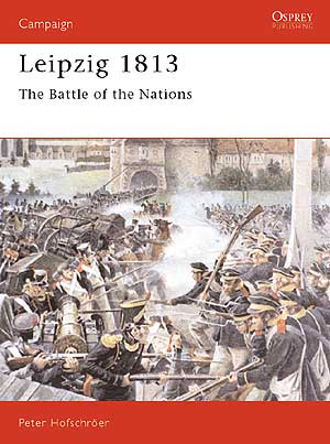 Leipzig 1813: The Battle Of The Nations Box Front