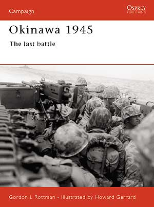 Okinawa 1945: The Last Battle Box Front