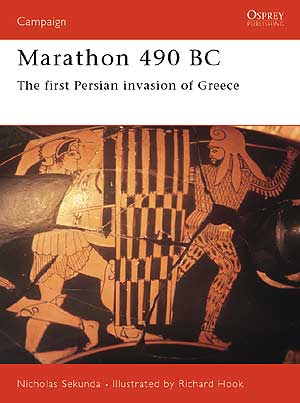 Marathon 490 Bc: The First Persian Invasion Of Greece Box Front