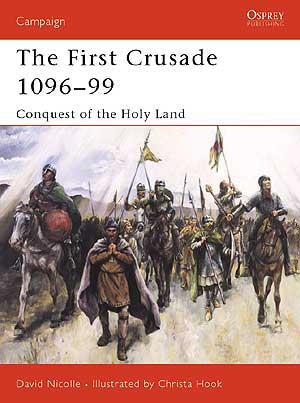First Crusade 1096-99 Box Front