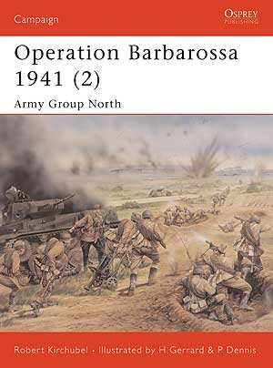 Opertation Barbarossa 1941 (2): Army Group North Box Front