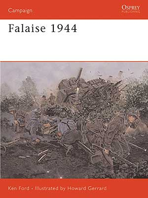 Falaise 1944: Death Of An Army Box Front