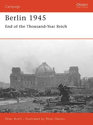Berlin 1945: End Of The Thousand Year Reich Box Front