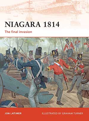 Niagara 1814: The Final Invasion Box Front