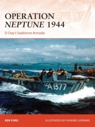Operation Neptune 1944: D-day`s Seaborne Armada Box Front
