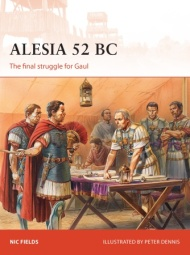 Alesia 52 Bc: The Final Struggle For Gaul Box Front