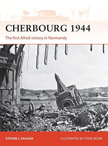 Cherbourg 1944 Box Front