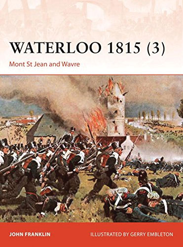 Waterloo 1815 (3) Box Front