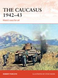 The Caucasus 1942-43 Box Front