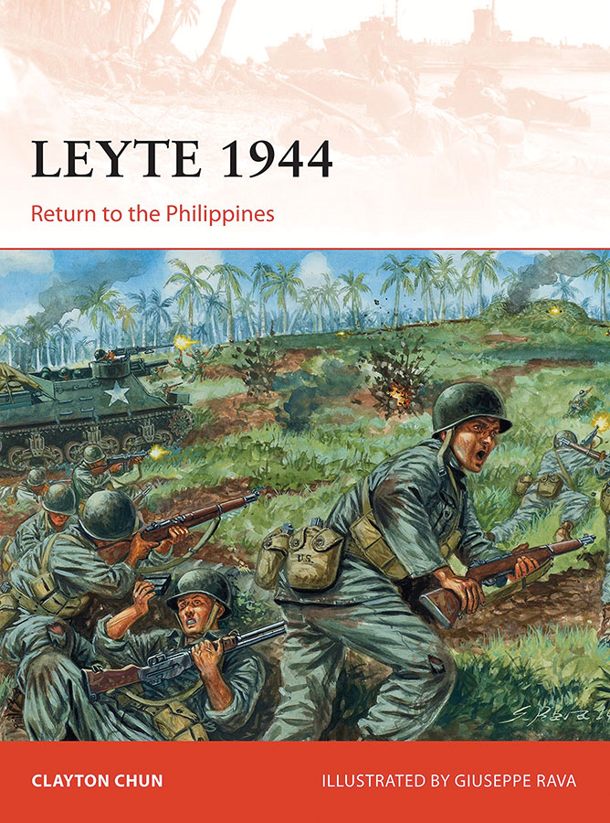 Leyte 1944 Box Front
