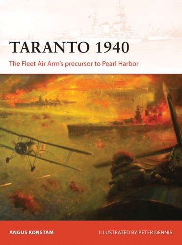 Taranto 1940 Box Front