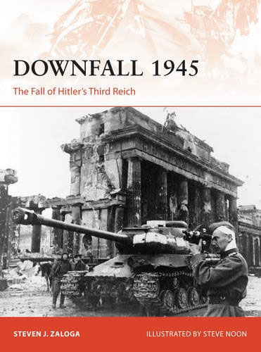 Downfall 1945: The Fall Of Hitlers Third Reich Box Front
