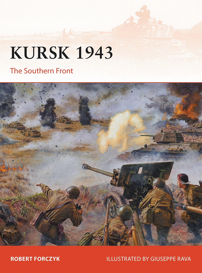 Kursk 1943: The Southern Front Box Front
