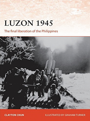 Luzon 1945: The Final Liberation Of The Philippines Box Front