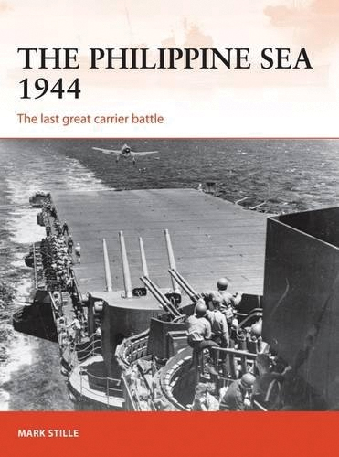 Philippine Sea 1944: The Last Great Carrier Battle Box Front