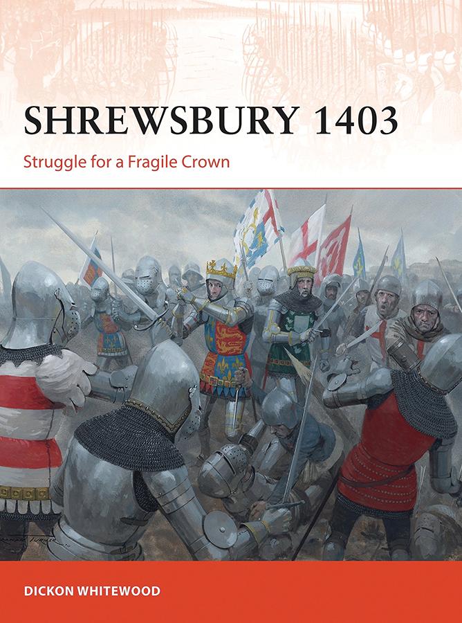 Shrewsbury 1403: Struggle For A Fragile Crown Box Front