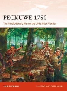 Peckuwe 1780: The Revolutionary War On The Ohio River Frontier Game Box