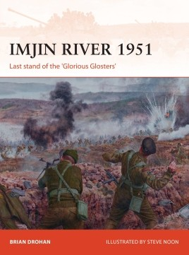 Imjin River 1951: Last Stand Of The Glorious Glosters Game Box
