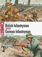 British Infantryman Vs German Infantryman: Somme 1916 Box Front