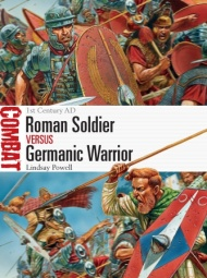 Roman Soldier Vs Germanic Warrior Box Front