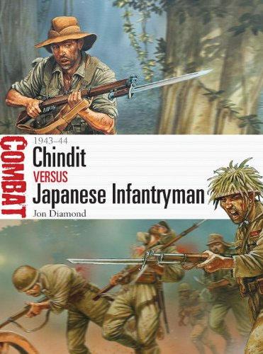 Chindit Vs Japanese Box Front