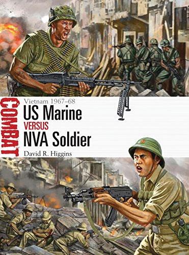 Us Marine Vs Nva Soldier Box Front