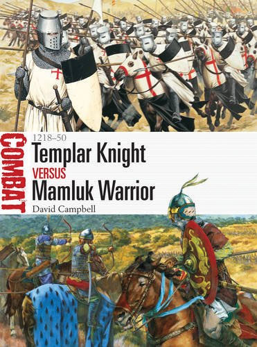 Templar Knight Vs Mamluk Warrior 1218 50 Box Front