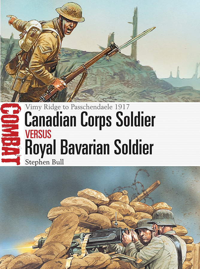 Canadian Corps Soldier Vs Royal Bavarian Soldier: Vimy Ridge To Passchendaele 1917 Box Front