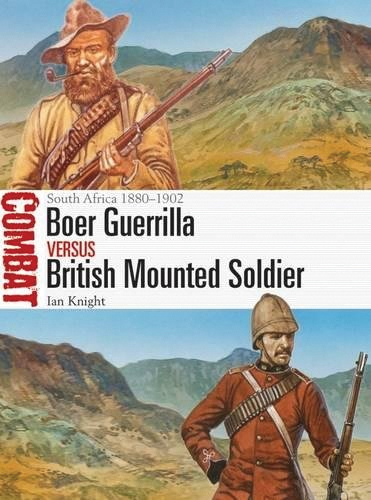 Boer Guerrilla Vs British Mounted Soldier: South Africa 1880-1902 Box Front