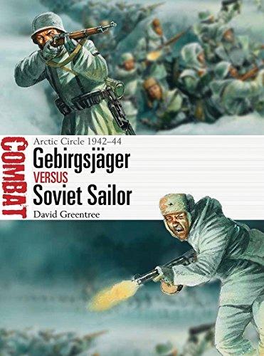 Gebirgsjager Vs Soviet Sailor: Arctic Circle 1942-44 Box Front