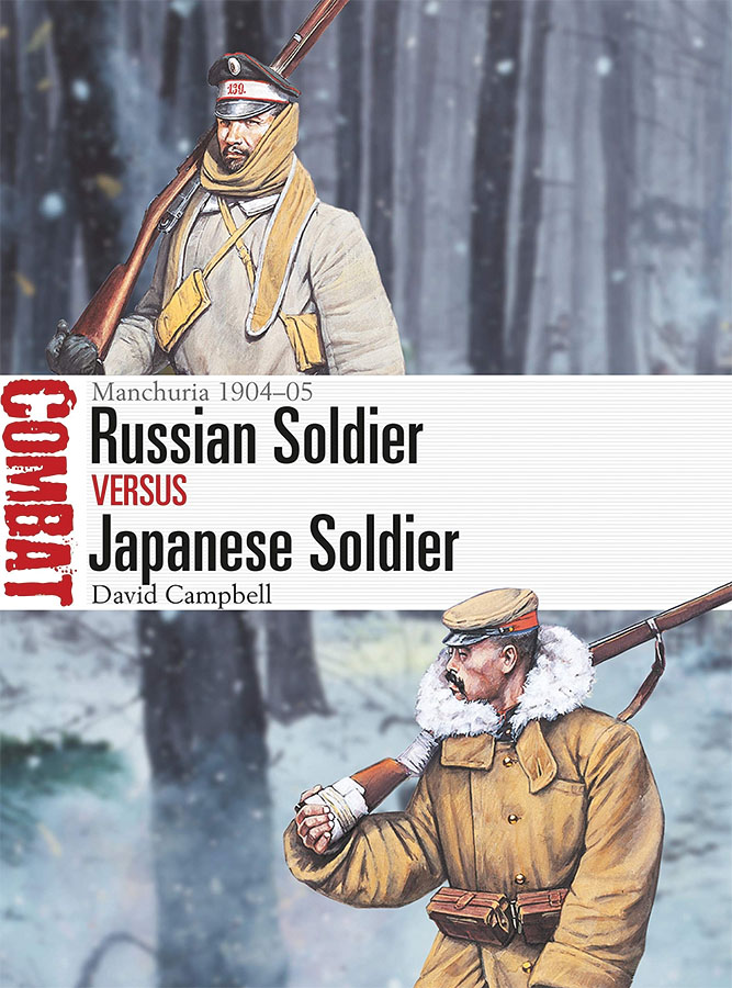Russian Soldier Vs Japanese Soldier: Manchuria 1904-05 Game Box