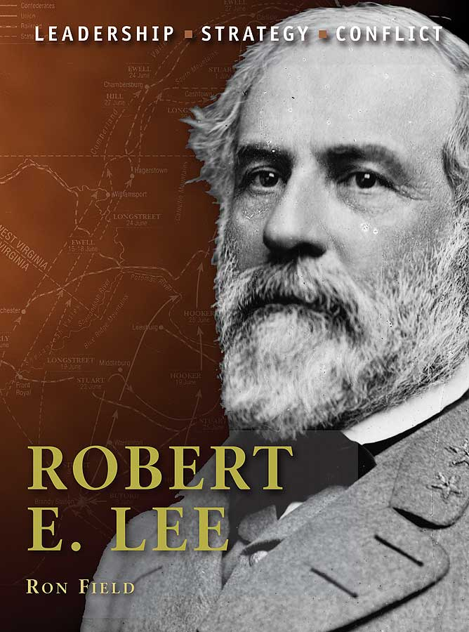 Robert E. Lee Box Front