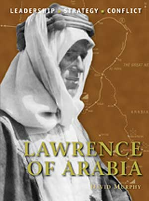 Lawrence Of Arabia Box Front