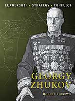 Georgy Zhukov Box Front