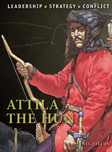 Attila The Hun Box Front
