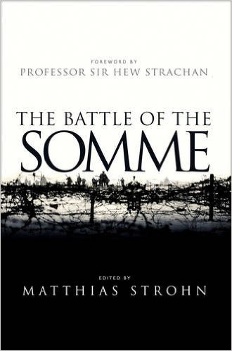 The Battle Of The Somme Box Front