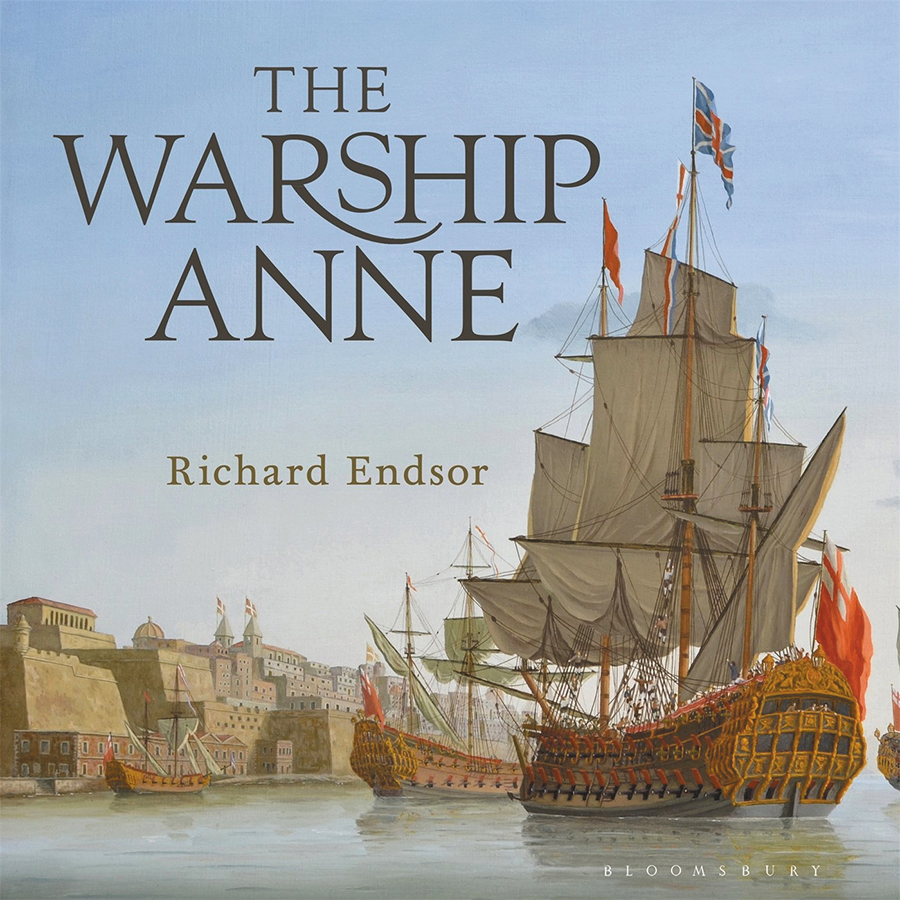 Warship Anne: An Illustrated History Box Front