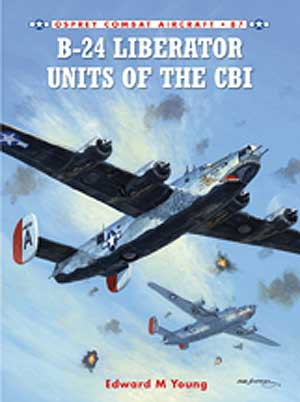 B-24 Liberators Of The Cbi Box Front