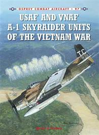 Usaf And Vnaf A-1 Skyraider Units Of The Vietnam War Box Front