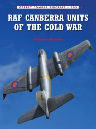 Raf Canberra Units Of The Cold War Box Front