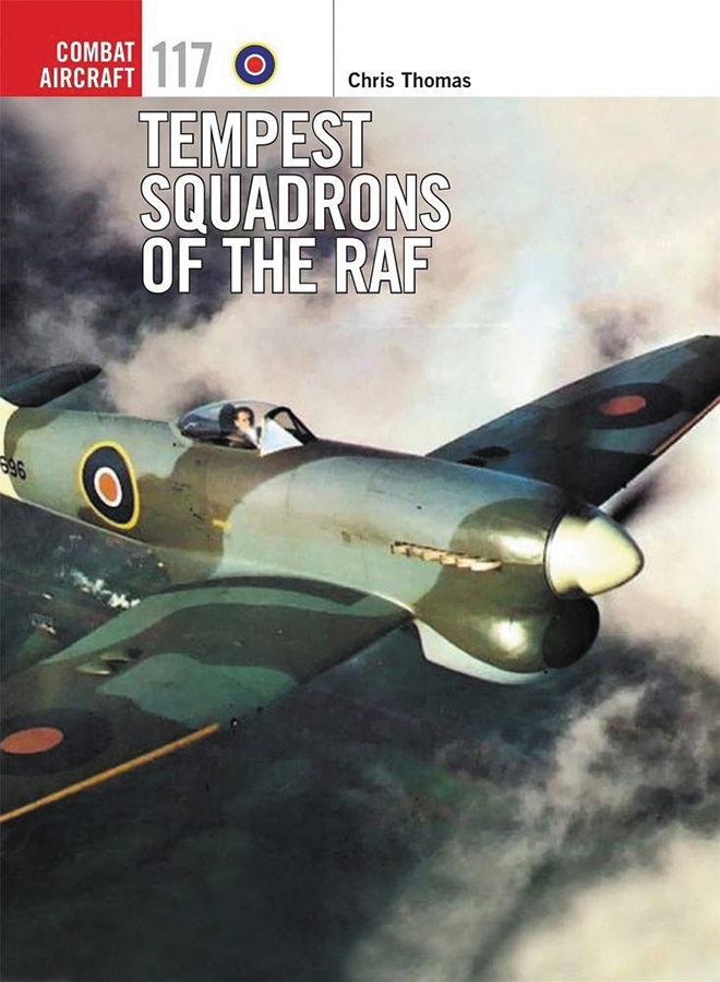 Tempest Squadrons Of The Raf Box Front