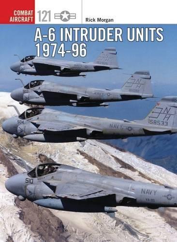A-6 Intruder Units 1974-96 Box Front