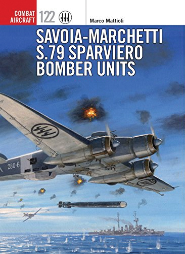 Savoia-marchetti S.79 Sparviero Bomber Units Box Front