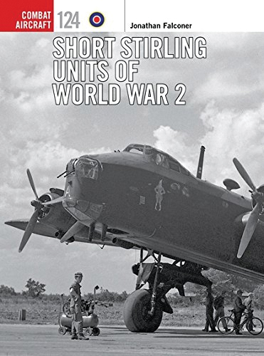 Short Stirling Units Of World War 2 Box Front