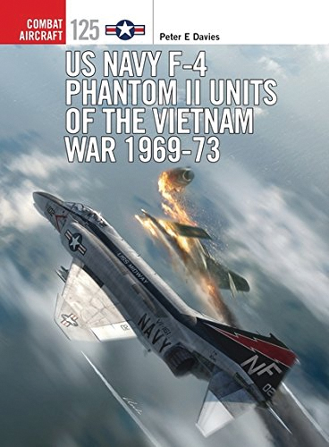 Us Navy F-4 Phantom Ii Units Of The Vietnam War 1969-73 Box Front